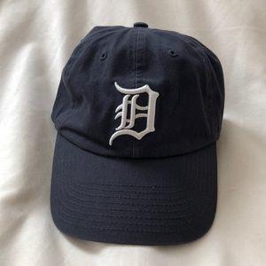 Vintage Detroit Tigers Hat